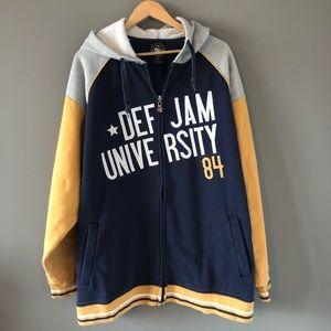 Other - Vintage   DEF JAM   Hoodie XXL